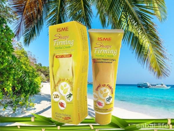 Тайский крем от целлюлита ISME Shape Firming Herbal Cream